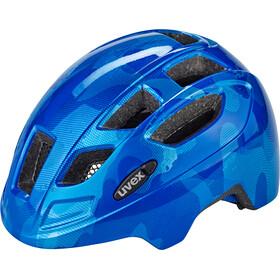 UVEX Finale Cykelhjelm Børn, blue